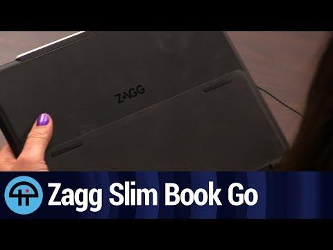 Zagg Slim Book Go for 11-inch iPad Pro