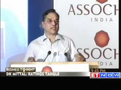 Banking secretary Mittal lashes out at rating agencies