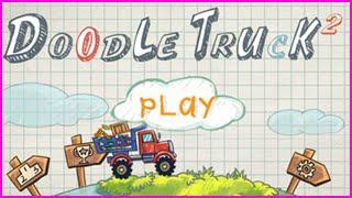 Doodle Truck 2 Level 1 Walkthrough