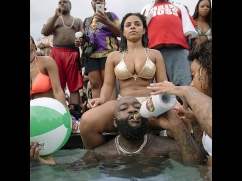 RICK ROSS SAME HOES [ BEHIND THE SCENES ]