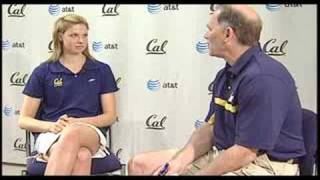 Cal Athletics: 2008 Summer Olympians - Lauren Boyle