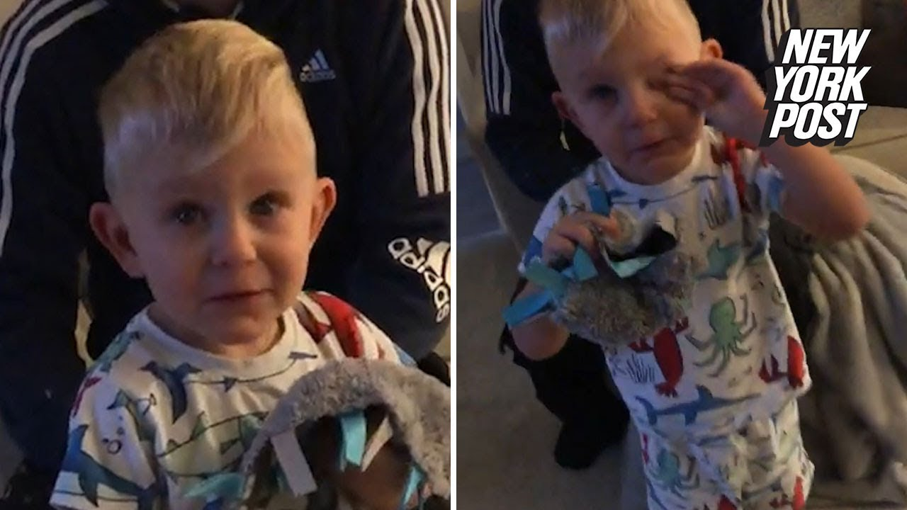 Little Kid Cries Upon Seeing His Birthday Gifts