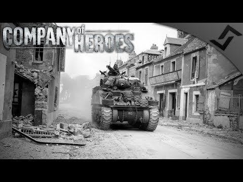 Saving the Red Ball Express - Company of Heroes: Europe at War - Invasion Normandy Mission 8