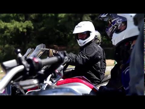 BMW. U.S. Rider Academy. BMW Motorcycle training on BMW R1200GS and BMW F800GS