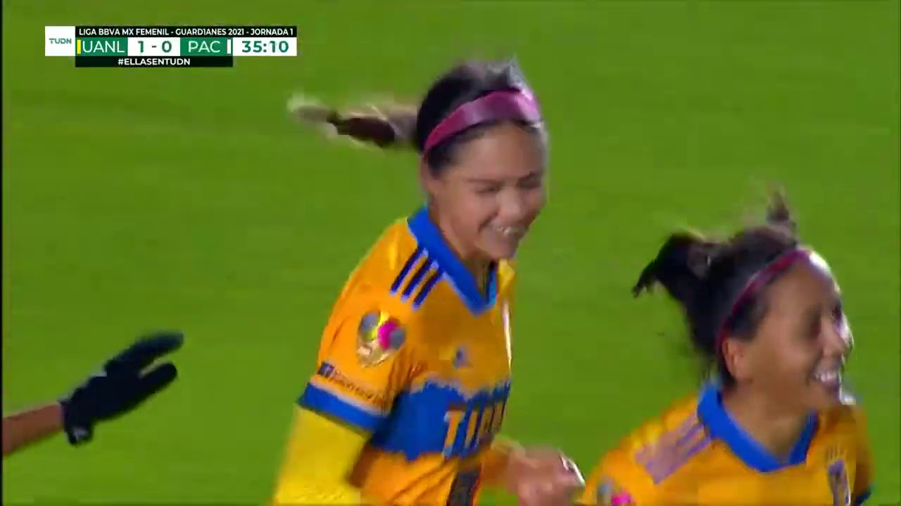 📹 #ElResumenFemenil Jornada 1, Tigres 3 - 0 Pachuca