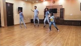 Luka Chuppi | COCA COLA TU | Kartik Aryan, Kriti Sanon | Bollywood Dance choreography | easy steps