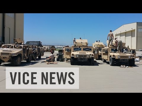 Raw Coverage of US Military's Operation Dragon Spear