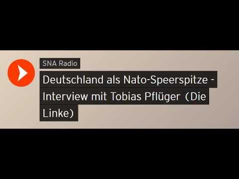 Deutschland als Nato-Speerspitze - Tobias Pflüger (Die Linke) im Interview (Sputniknews)