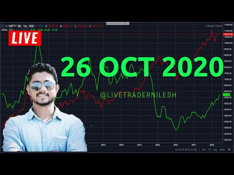 Live Stock Market Analysis in NSE 26 th October 2020