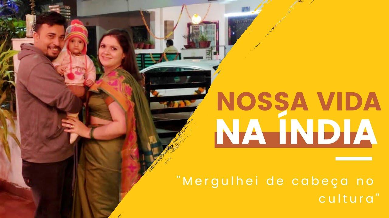 VIVENDO NA ÍNDIA RAIZ - ESPOSA DE INDIANO CONTA COMO É VIVER EM UMA JOINT FAMILY
