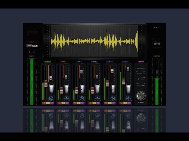 M4B: Multiband Harmonizer | Babelson