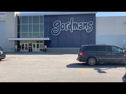 I Bought out a Gordmans Store and I wasn't thrilled about it