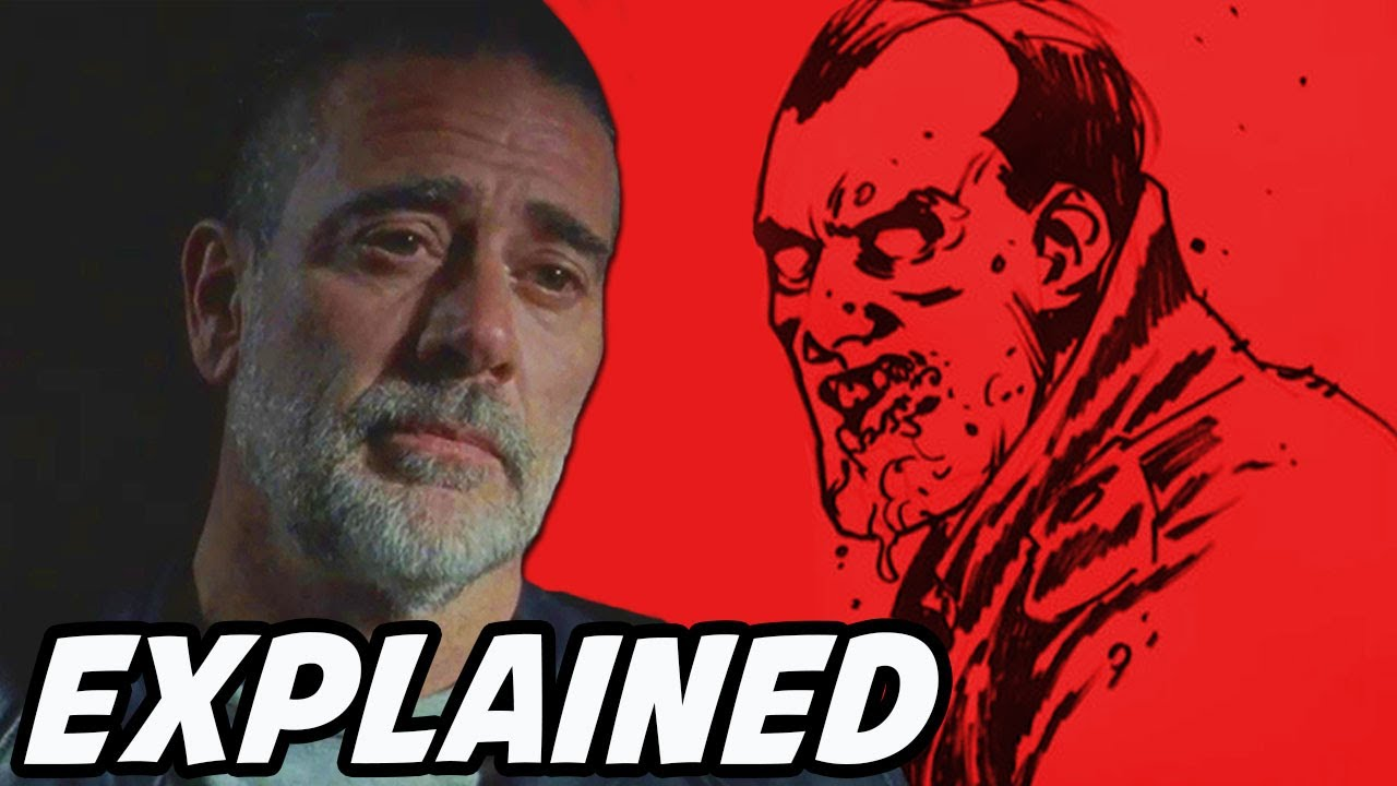 'Negan's Horrible FATE Explained & Lucille Return' The Walking Dead Negan Lives Comic Explained