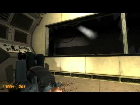 Black Mesa Source - Walkthrough - Unforeseen Consequences