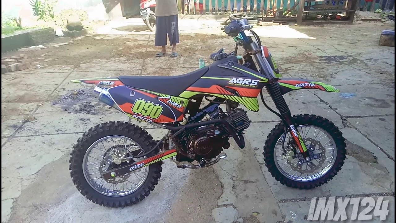 Mini Moto Mesin Yamaha Vega R