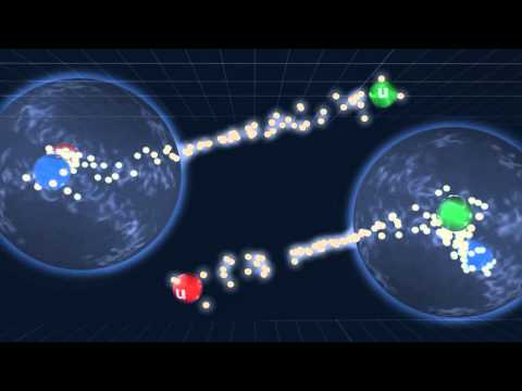 CERN/ATLAS | Jets of Particles (HD)