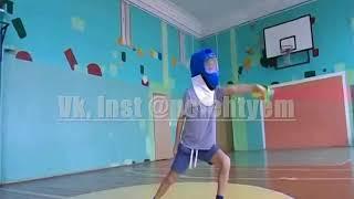 #пофехтуем Рамазан 6 лет ФЕХТОВАНИЕ на САБЛЕ   #gofence Ramazan 6y.o. FENCING with SABRE