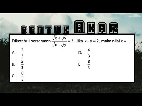 mencari-nilai-x-pada-sebuah-persamaan-bentuk-akar