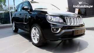 Jeep Compass 2014 en Perú | Video en Full HD | Todoautos.pe