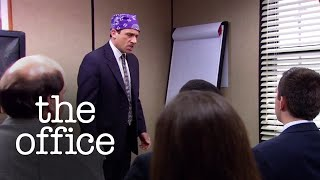 Prison Mike  - The Office US