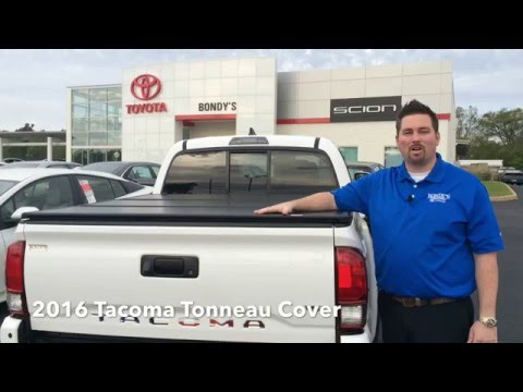 Available 2016 Toyota Tacoma Tonneau Cover In Enterprise Alabama Dothan Al Youtube