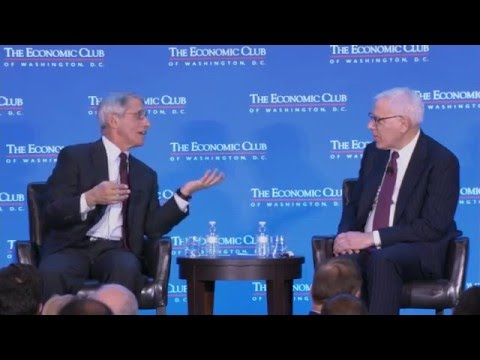 Dr. Anthony Fauci, Director, National Institute of Allergy and Infectious Diseases