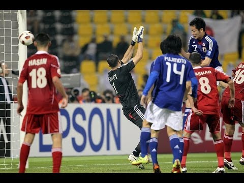 Japan vs Jordan : AFC Asian Cup 2011 (Full Match)