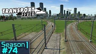 GRÖSSTE Stadt ever?! || Transport Fever S1 #74 [1440p][GER]