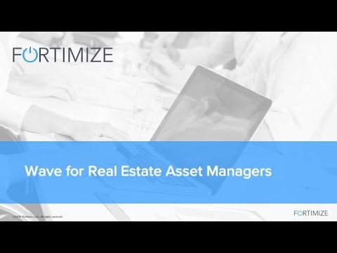 Wave for Real Estate Asset Managers Webinar