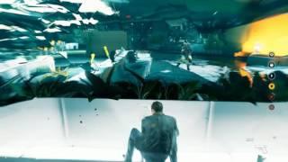 Quantum Break   Снято с помощью GeForce GTX