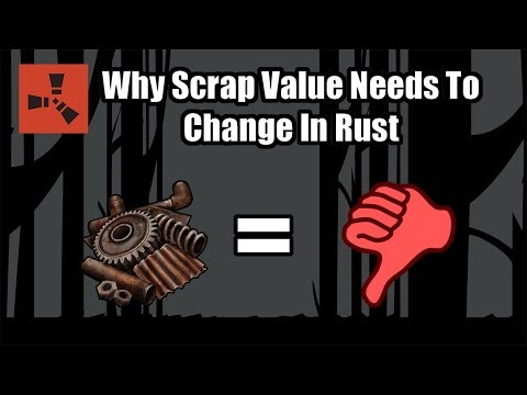 Why Scrap Value Needs To Change In Rust - Mr Bare