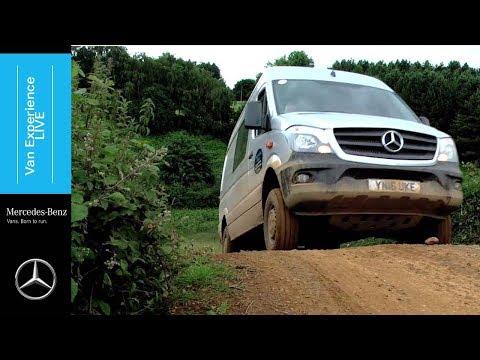 Mercedes-Benz Van Experience LIVE 2017: Keep challenging