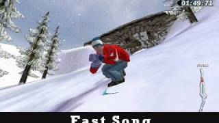 Fast Song - Boarder Zone / Supreme Snowboarding