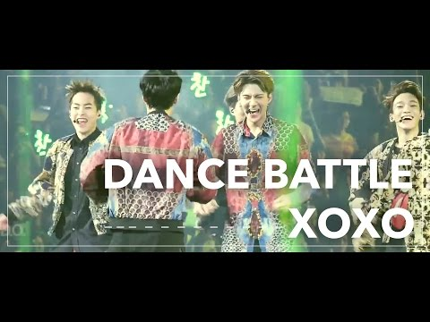 140830 EXO「Dance Battle〜XOXO」Special Edit. From EXOPLANET#1 - THE LOST PLANET IN Guangzhou