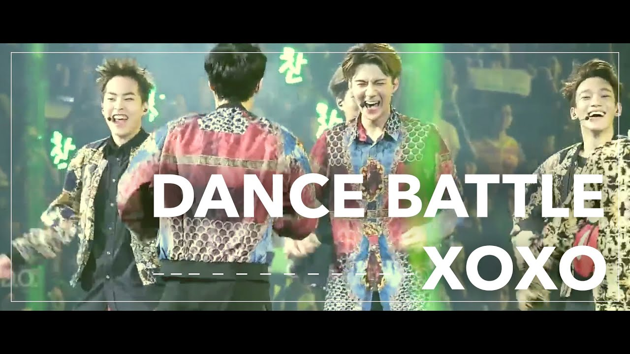 Download 140830 EXO「Dance Battle〜XOXO」Special Edit. from EXOPLANET#1 - THE LOST PLANET IN Guangzhou