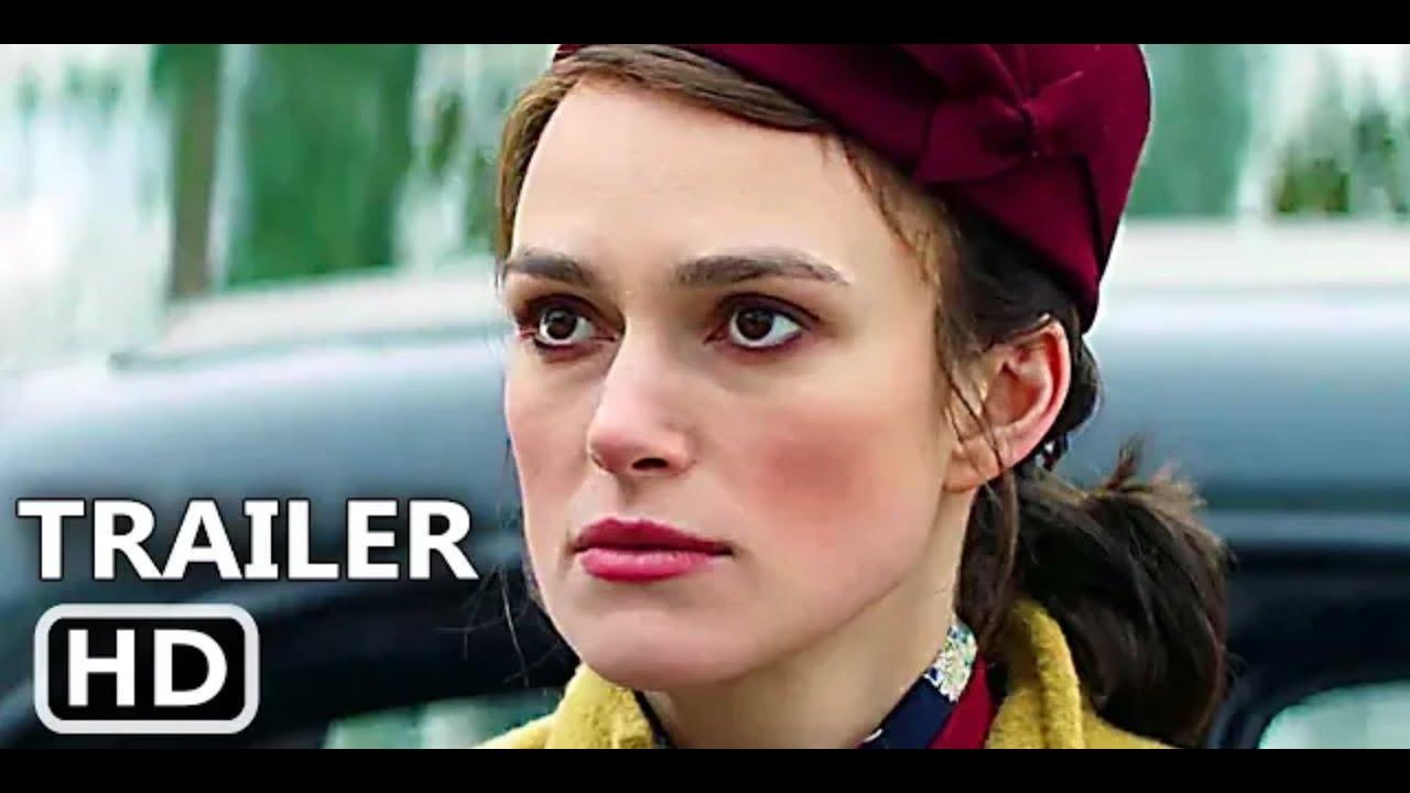 THE AFTERMATH 2019 Official Trailer #Keira Knightley #Alexander Skarsgård  #Flora Thiemann