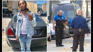 Chicago Rapper Hella Bandz Shot Killed In Miami + Final Moments On Instagram