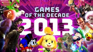 2013 Game of the Decade Debate (+ You Vote!)