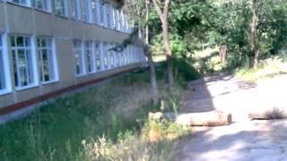 Вырубка деревьев у школы №126 в Алматы.(Вырубка деревьев у школы №126 в Алматы., 2011-06-28T13:33:07.000Z)
