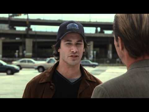 "Brett Cullen in The Replacements (""You're a Never Was"")"