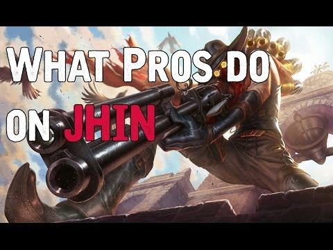 jhin pro