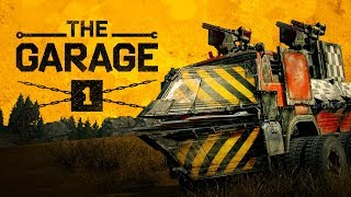 [Guide] Crossout The Garage №1: Bridge Map Overview And Tactics; Builds' Overview
