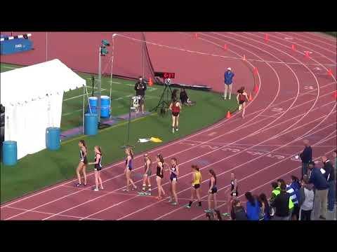 Kelsey Chmiel: Greatest Comeback In The DMR (4:42 Split)