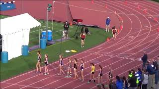 Kelsey Chmiel: Greatest Comeback In The DMR (4:42 Split)