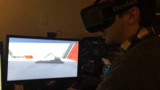 VR Interface for Robotic Fabricaton