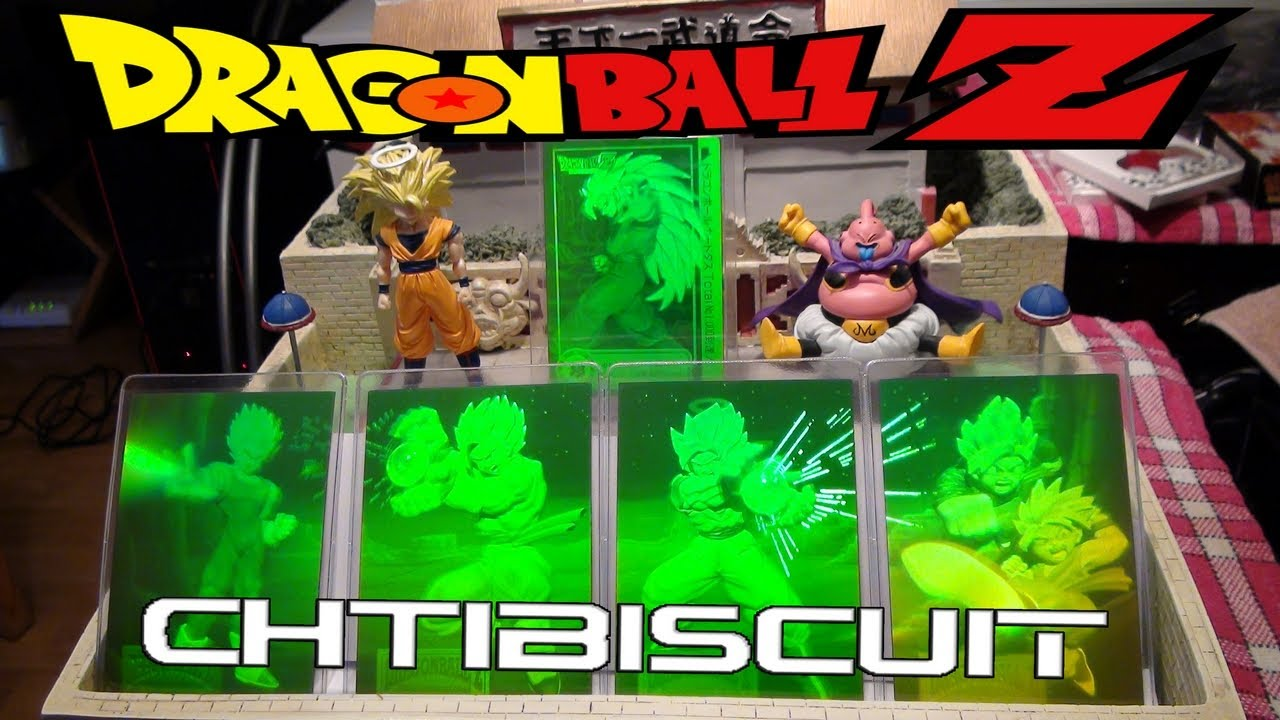 Dragon Ball Z Trading Collection Memorial Photo 48