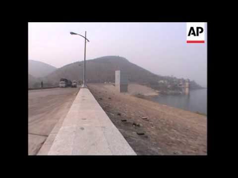 Struggle to address water shortage before Olympics