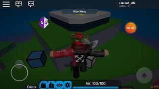 Menu Roblox Mod pour l'évasion d'inondation 2 (Gameplay)