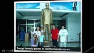 """Tour of Enverga University, Lucena City"" Reycarts"