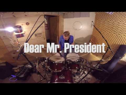 Dylan Guthrie & The Good Time Guys /// Dear Mr. President (Live @ The Indiana House)